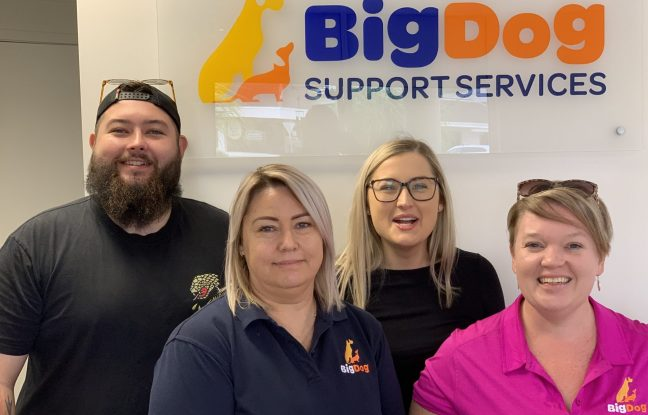 Work with Us | BigDog Support Services