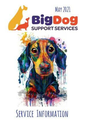 BigDog Service Information December 2020 | BigDog Support Services